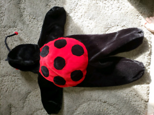 Toddler 2-3 ladybug costume  euc