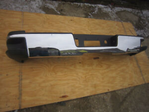 chevrolet or GMC rear bumper