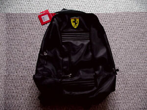 FERRARI BACKPACK - BRAND NEW