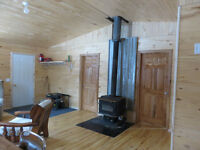 Cabin with Farmland for Sale- Perfect for Hunting/Snowmobiling!
