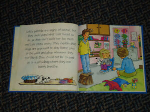 Adventures Of Lola And Woofy: The Odd Student Hard Cover Book Kingston Kingston Area image 4