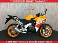 HONDA CBR125 CBR125R CBR 125 RF REPSOL ONLY 41 MILES ONE OWNER 2016 66