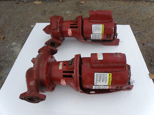 Surplus boiler pumps