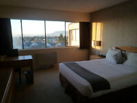 Furnished Room. Access to Whirlpool & Gym. Housekeeping Included