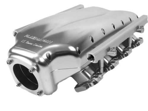 Ls3 Billet Intake Manifold - With Burst Panel Option.