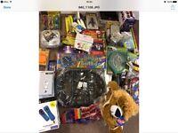 Joblot 50 brand new items carboot market ebay