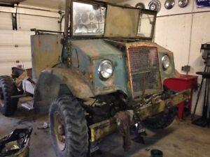 1943 chev army truck