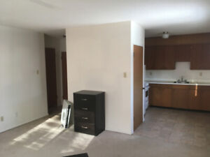 Bachelor Suite in desirable Broadway area Feb 1