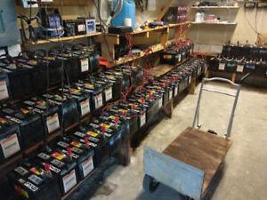 Batteries deep cycle