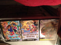 3 GameCube games and mic