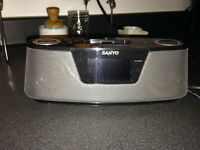 Sanyo DMP-600 for iPod and iPhone 4 and 4s