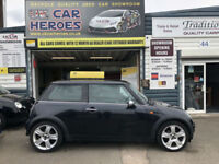 2006 MINI ONE MINI 1.6 PETROL 3 DOOR ( AA ) WARRANTY INCLUDED