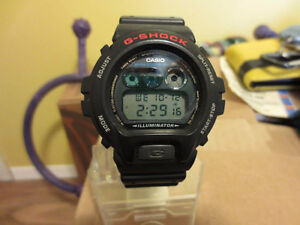 Casio G Shock Black Watch 44mm Case