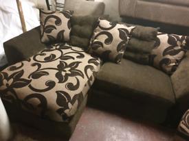 Corner sofa ..£199..