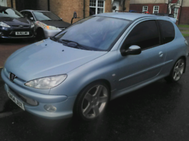 Spares or repairs. Peugeot 206 GTI 2.0 140 . Offers or swap easy fix