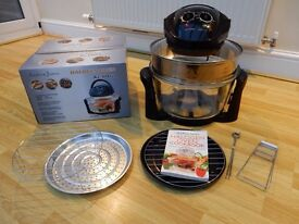 Halogen Oven and Accessories