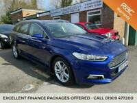 2016 Ford Mondeo 2.0 ZETEC TDCI 5d AUTO ESTATE 148 BHP ONLY 1 FORMER KEEPER, SER