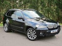 2011 BMW X5 SERIES X5 xDrive40d M Sport Auto 4x4 Diesel Automatic