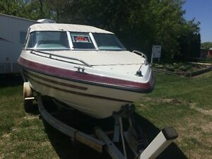 1992 Miriah Inboard Boat. Trade for nice fishing boat or sell
