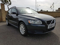 LOW MILEAGE - VOLVO V50 1.6D, 1 FORMER KEEPER, FULL SERVICE HISTORY