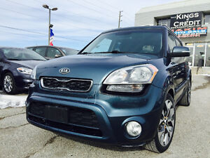 2012 Kia Soul 2.0L 4u Luxury/Rear Camera /Sunroof/Heated Seats