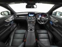 Mercedes-Benz C Class C250d AMG Line Premium Plus 2dr Auto Coupe Diesel Automati