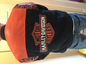 Harley Davidson Leather