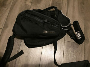 CE Canine Pack- black