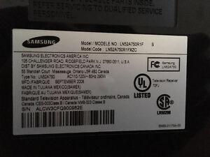"52"" Samsung Wide Full HD LCD Series 7 - 750 Oakville / Halton Region Toronto (GTA) image 5"