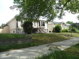 2 Car Garage / House Live on Top with Basement income $1075