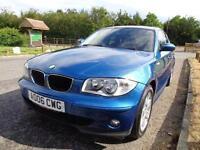 2006 BMW 1 Series 1.6 116i SE 5dr