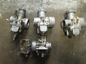 4 carburateur 38 mm mikuni micuni mic 38mm skidoo vtt motocross
