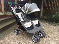 Baby Jogger Twin buggy