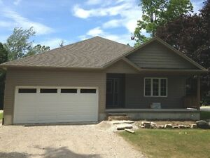 Brand New Custom Built Home for Sale in Bayfield, ON