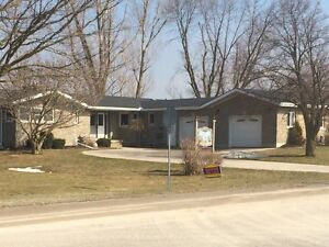 Half Acre Country Property in Mitchell, Ontario