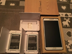 Samsung Galaxy Note 3 32gb comme neuf ( Vente Rapide )