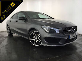 2014 MERCEDES-BENZ CLA200 AMG SPORT CDI AUTO 1 OWNER SERVICE HISTORY FINANCE PX