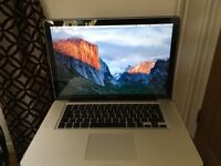 "MacBook Pro 15"" Excellent Condition"