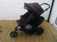 Graco double buggy in excellent condition