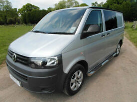 VW T5 - 2015 Conversion - 5 Travel seats - Low Miles - Winbo T5 Side Bars
