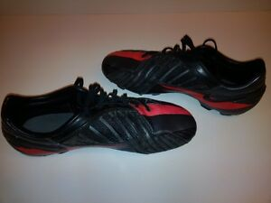 NIKE T90 SHOOT IV FG Soccer Shoes Size US 10.5 Great Condition!!