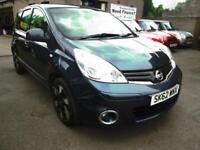 Nissan Note 1.5 DCi Acenta - MOTD, SERVICED, WARRANTIED and AA