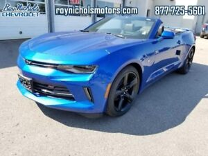 2018 Chevrolet Camaro LT w/2LT  - Leather Seats