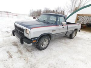 1992 Dodge Ram 250 Cummins up for Online Auction!