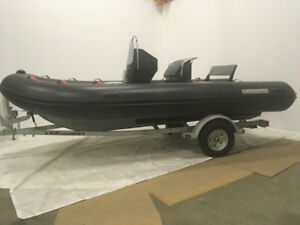 NEW Inflatable boats & RIBs AUCTION