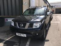 2009 Nissan Navara 2.5dCi Platinum 4x4 Pickup Finance Available >>>NO VAT<<<