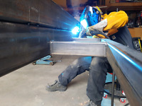 Welder for hire