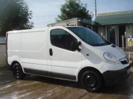 Vauxhall Vivaro 2.0CDTi ( 115ps NO VAT ( EU IV ) 2011MY 2700 SWB PAY AS YOU GO