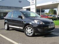 2007 Ford Fiesta 1.4 Silver 3dr