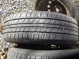 195/75/R14  summer tires on dodge rims only $40.00.